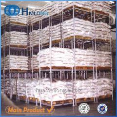 M-2 Industrial foldable metal steel stacking rack