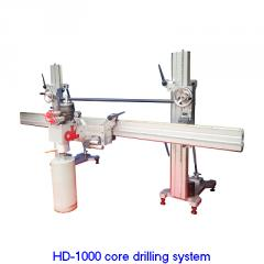 Core drilling machine HD-1000