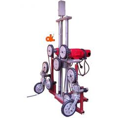 Equipment for the destroying of concrete