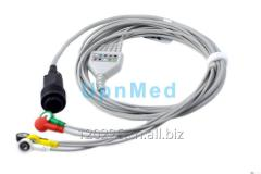 HEYER Scalis ECG patient cable