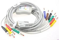 BTL 12-lead ECG cable