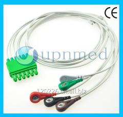 Siemens Drager MS16231 MS16547 ECG Leadwires