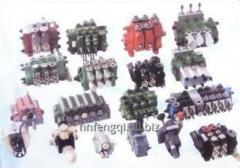 Hydraulic valve hydraulic valve actuators