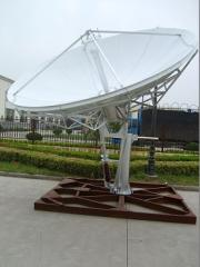 3.7M EARTH STATION ANTENNA