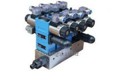 Automatic hydraulic valve