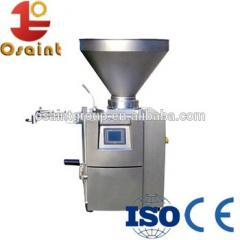 Bowl cutter for fish meat processing