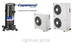 Cold Room Refrigeration Condensing Unit