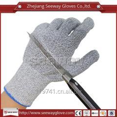 Seeway HPPE Cut Resistant Industrial Safety Work