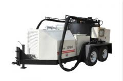Machines of cold milling asphalt carpets