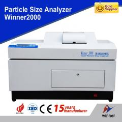 Winner2000E laser particle size analyzer for mineral industry