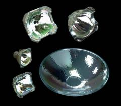 Borosilicate Glass Reflectors
