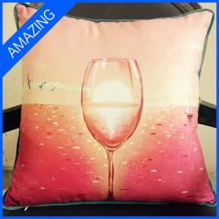 China manufacturer washable cushions home decor