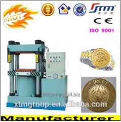 Game coins fast stamping forming hydraulic press