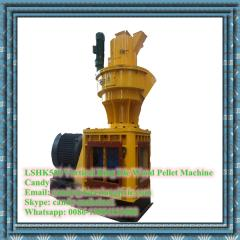 2016 new hot sale biomass pellet machine