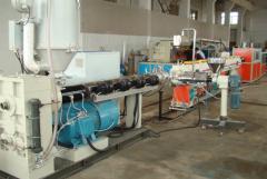 Экструзионная линия по производству труб большого диаметра из PVC/UPVC /CPVC