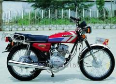 LUOJIA classic model CG125 motorcycle