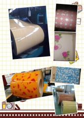 PPGI,PPGL,Color pattern steel coil