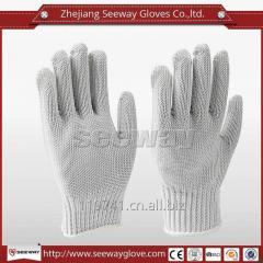 Seeway B518 Cut Resistant Gloves Stainless Steel