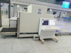 SF100100 X ray baggage scanner