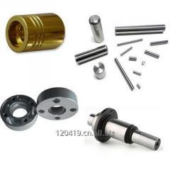 Metal turning machine parts CNC machining working parts
