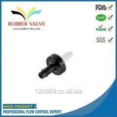 Kynar plastic hose mini valve