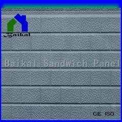 PU Sandwich Wall Panel
