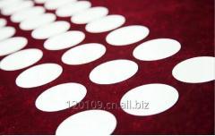 Polished Ceramic Fingerprint Blank
