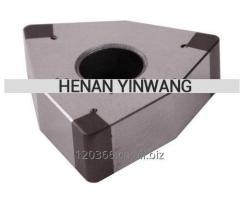 Welding PCBN inserts WNGA080416