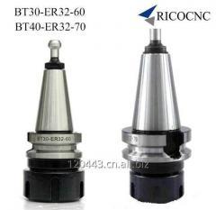 BT 30 BT40 Precision ER Tool Holders for CNC Machines