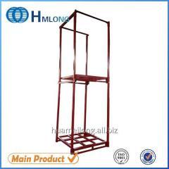 Nestainer Galvanized steel warehouse stacking rack