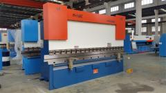 WC67K series 80T-3000T press brake