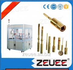 Hyperboloid socket assembly machine