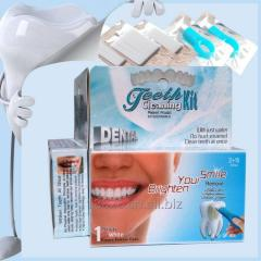 Factory Hot Sell Melamine Sponge Teeth Whitening Kits