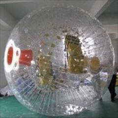 Zorb Ball Bubble Soccer Body Zorbing Football Human Hamster Walking Ball Water Roller