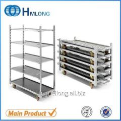 FT-1   Flower  cart  danish Trolley  Metal cage