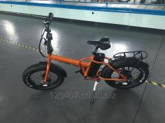 20 inch 48V500W Fat Tyres Foldable E-MTB