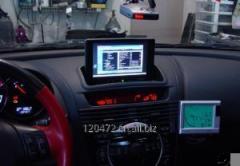 Автомобильный ЖК-дисплея