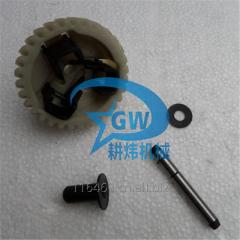 Governor gear assy