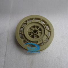 168F recoil starter pulley