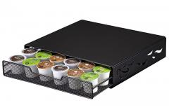 Storage Drawer for 30 K-cup coffee Pod Capsule Capacity