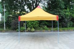 3 x 3m Tent With Reticulate Pattern