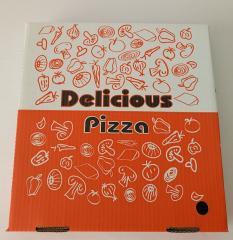 定制外卖Pizza盒