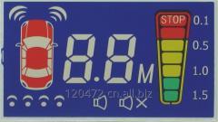 STN LCD Display Glass Panel