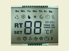 FSTN LCD Display Glass Panel