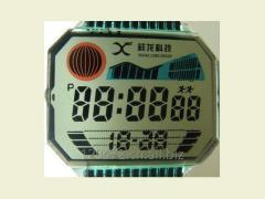 Lcd glass panel heater HTN LCD Display Glass Panel