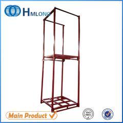 Nestainer Warehouse metal storage stacking rack system