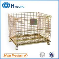 W-1 Metal storage wire mesh galvanized stackable