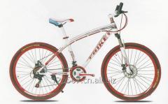 26英寸铝合金21速度山地自行车/山地车