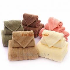 Bamboo fabric bath towel