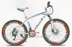Aluminium MTB bike
